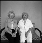Evelyn and Rita, 2005