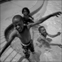 Boys Swimming, Kansas, 2004