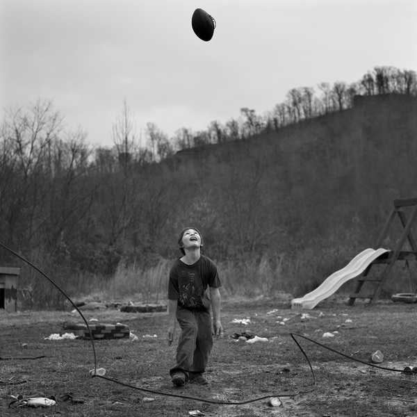 Football, Magoffin County, Kentucky, 2014
